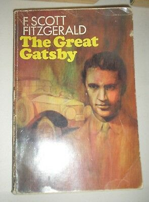 The Great Gatsby by F. Scott Fitzgerald (1953, Paperback)