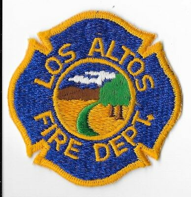Los Altos Fire Department, California Patch