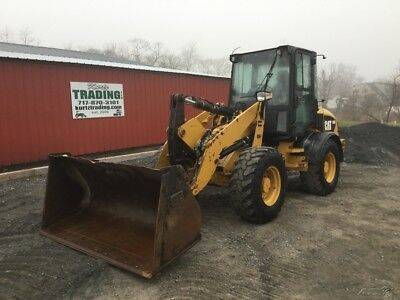 2012 Caterpillar 908H 4x4 Compact Wheel Loader w/ Cab Coming Soon!