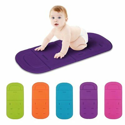 Universal Baby Kids Stroller Pram Pushchair Car Seat Liner Pad Cushion Mat US