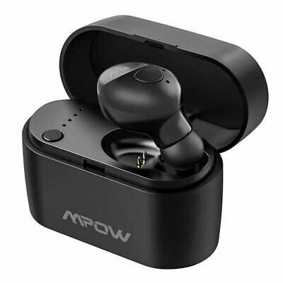 Mpow Wireless Bluetooth V5.0 Headset Stereo Headphone Earbuds For iPhone Samsung