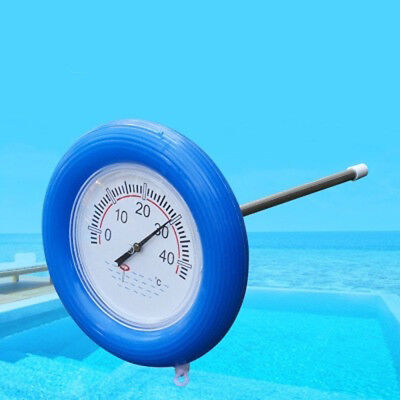 1pc Floating Swimming Pool Water Thermometer Hot Tub Spa Water Temperature Hot