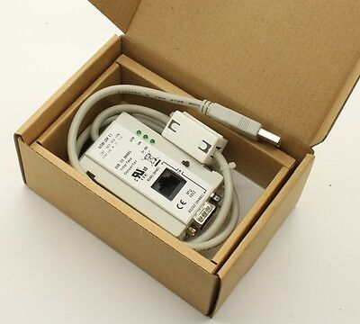 Allen Bradley 1747-UIC USB to DH-485 USB PLC Cable SLC500 # 1 Year WARRANTY