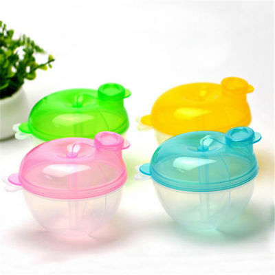 Storage Formula Pot Dispenser Food Milk Container Powder Feeding Box Baby Infant