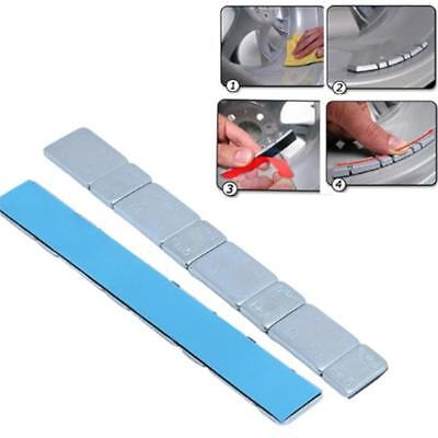 Iron Wheel Balancing Weight Set Stick On Tyre balance Weights Machine Supplies T