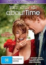 About Time (Dvd) Region-4- New And Sealed-Free Post In Australia
