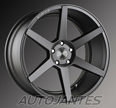 """20"""" Staggered Concave Alloy Wheels Stance Sc-6 Mercedes E63,cls,sl,audi A5,a7,a8"""
