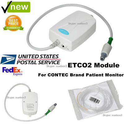 CO2 Module ETCO2 Capnograph Respiratory  cable for CMS8000 patient monitor Hot