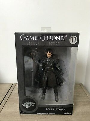 Figurine Game Of Thrones Robb Starks Collection Legacy Neuf