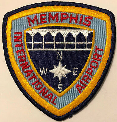 Memphis Tennessee Airport Patch