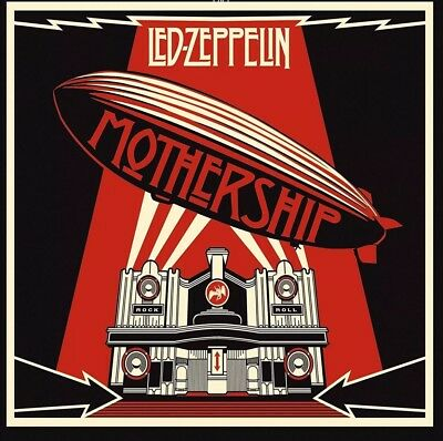 Led Zeppelin Mothership: The Very Best Of 2 Cd (Greatest Hits) Sealed