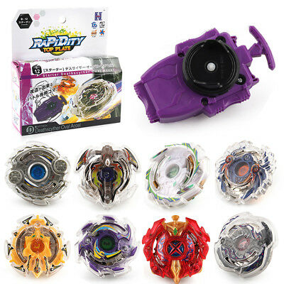 2019 Beyblade Burst Starter Spinning Top With Power Launcher Xmas Gifts Kids UK%