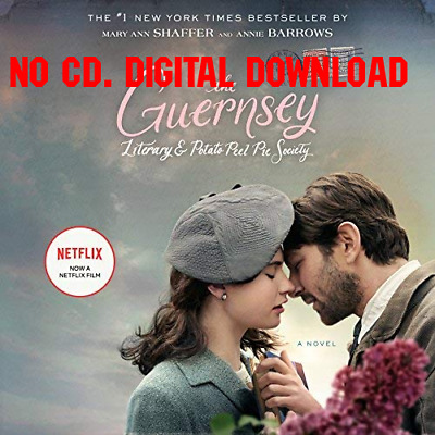 The Guernsey Literary and Potato Peel Pie Society A Novel by Mary An (AUDIOBOOK)