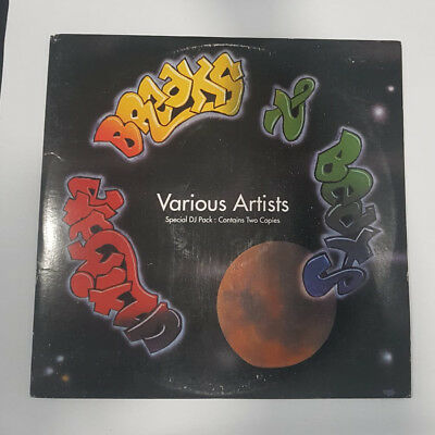 Vol.1 ULTIMATE BREAKS & BEATS Samples LP vinyl Street Record DJ hip-hop rap