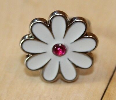 NEW Gymboree Daisy Park Silver Flower Shower Ring One Size Jewlery
