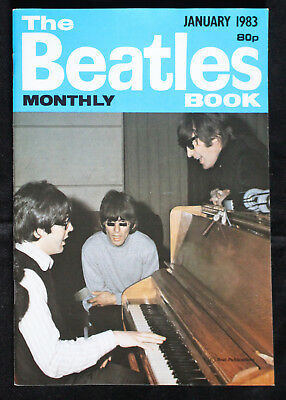 The Beatles Monthly Book January 1983