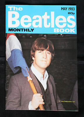 The Beatles Monthly Book Mai 1983