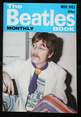 The Beatles Monthly Book November 1983