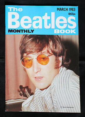 The Beatles Monthly Book März 1983