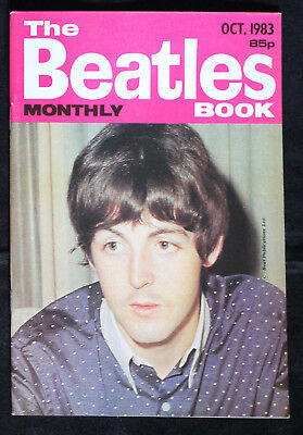The Beatles Monthly Book Oktober 1983