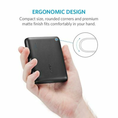 Anker - PowerCore 10400 Power Bank Dual USB (Portable Charger) Collection-Bolton
