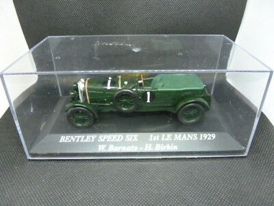 BENTLEY - SPEED SIX - 1st LE MANS - 1929 - 1:43 -