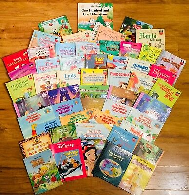Disney Lot Of 50, Wonderful World of Reading - Winnie The Pooh, Helping Hands