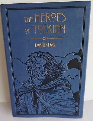 The Heroes of Tolkien by David Day 2017, New Book, Lord of the Rings.