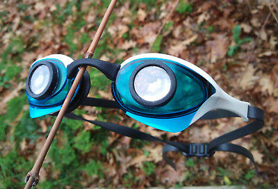 Fluid Goggles Freediving Uba Project Made in Italy