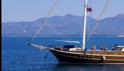 TURKİSH CRUİSE BOAT TRİP 3 Nights 4 days  all inclusive