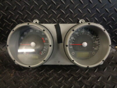 2001 VW POLO 1 0 Mpi Speedometer Instrument Cluster