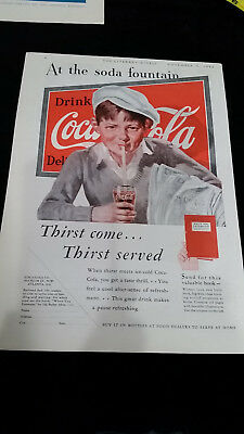Coca Cola Advertising Ads (4) 1 1932 3 1926