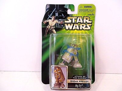 Star Wars Attack Of The Clones - R3 - T7