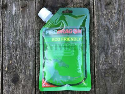 BCB FIREDRAGON ECO GEL FUEL POUCH Cooker Stove Fire BBQ Starter Dragon Lighter