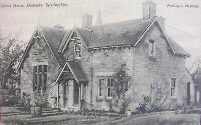 The School House Dunmore Stirling Early Pc