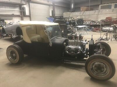 1927 Ford Model T  1926 / 1927 Ford Barn Find Hot Rod