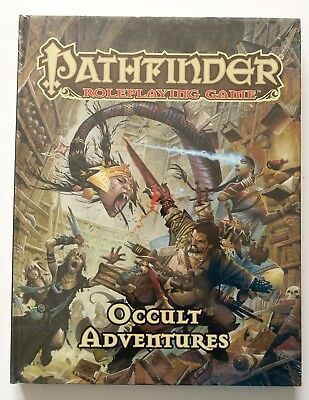 Pathfinder Roleplaying Game Occult Adventures Hardcover Book RPG Paizo