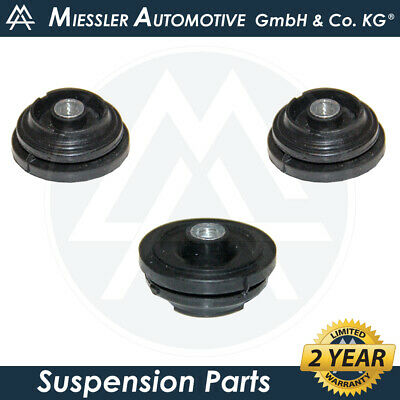 Lincoln Town Car 1990-11 LIMOUSINE Air Suspension Compressor Isolators - 3 Pack