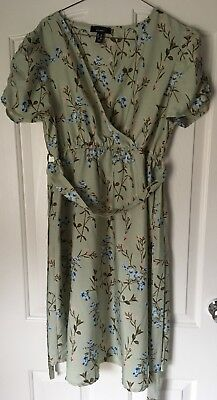 Dorothy Perkins Maternity Nursing Dress Size 14