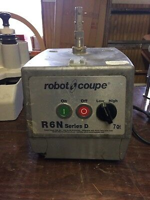 Robot Coupe R6N Food Processor