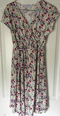 ASOS Bluebelle Maternity Nursing Dress Size 12