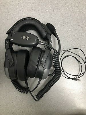 Telex Stratus Heli-XT ANR Helicopter Aviation Headset