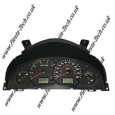 Ford Transit Mk6 Instrument Cluster Dash Repair Service 2002-2006