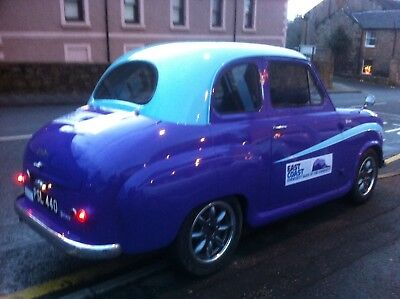 Austin A30,2door runs & drives well on the road ready to have fun!1956 free tax