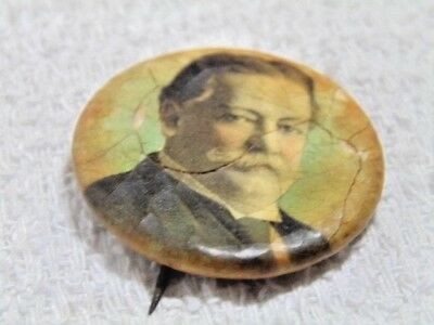 William Howard Taft Pin Pinback Campaign Button