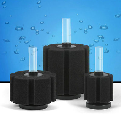 Bio-Filter Aquarium Fish Shrimp Tank Biochemical Sponge Filter Filtration Foam