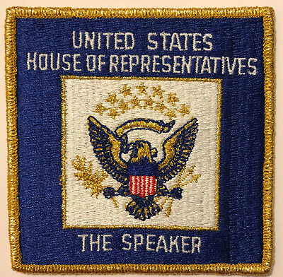 United States House of Representatives The Speaker Patch