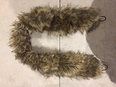 Icandy hood fur trim for pram