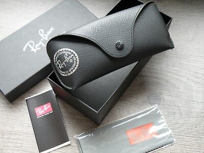 Brand New Boxed Ray-Ban Glasses Sunglasses Spectacles Case & Lens Cloth Ray Ban
