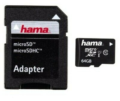 Hama 108077 64GB Micro SD Card (108077)